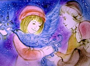 Синяя птица. Сказка-путешествие (5-12 лет)
