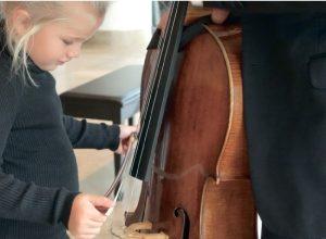 Волшебница виолончель. Сказка в сказке