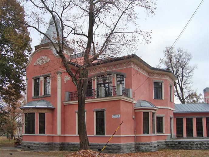 Павловск. Вилла Миранда